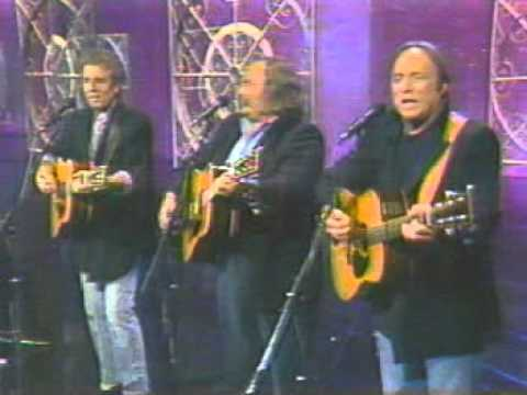 "CSN - ""Southern Cross"" live on The Tonight Show 1987"