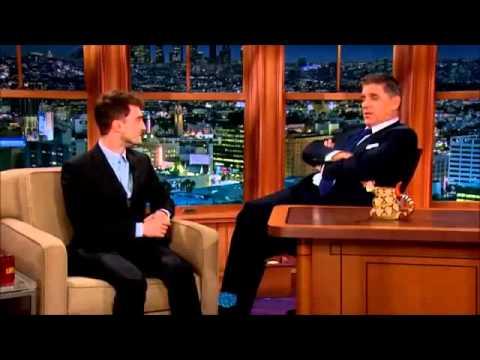 Craig Ferguson HD Daniel Radcliffe, Cathy Ladman August 8, 2014