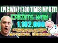 ✦ EPIC BONUS! ✦ 1,700 x WIN! 🎰700 + Free Games ➡️Mythical Unicow Captured | The Big Jackpot