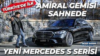 TÜRKİYE'DE İLK | Yeni Mercedes S Serisi | İlk İzlenim & İnceleme | Teknolojik Am