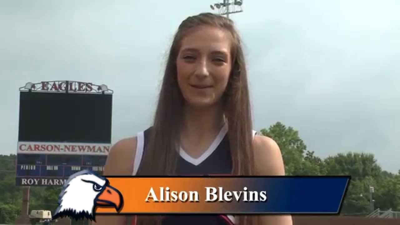 2015 Carson-Newman Cheerleader Roster Video - YouTube
