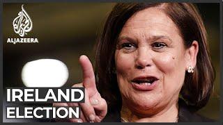 Ireland general election: Sinn Fein surges ahead