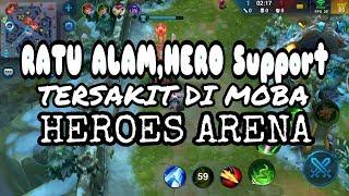 HERO SUPPORT TERSAKIT DI MOBA HEROES ARENA : Heroes Arena (Arena Pahlawan)