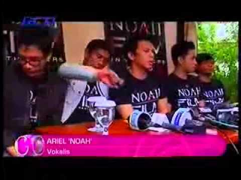 Noah Band Segera Rilis Film Baru