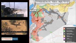 Стратегический обзор обстановки в Сирии на 2016 год. Русский перевод.