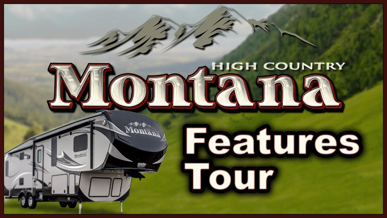 Keystone Montana High Country Rv 2016 5th Wheel Features Tour Video Camper Wiring Diagram Youtube Premium