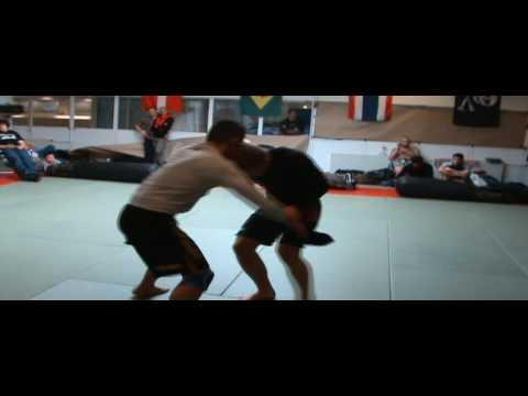Thomas Iburg PI Judo Vs Jason Forsell MMA CPH