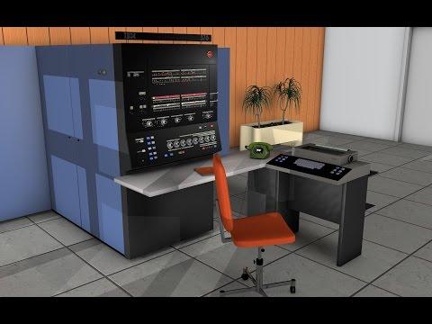 IBM System /370 - Rechenzentrum 1974
