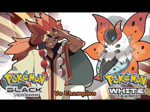 Pokemon Black/White - Battle! Champion Alder Music (HQ)
