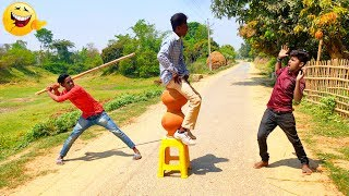 Top New Comedy Video 2020 | Try To Not Laugh | Episode-40 | By Poor Youtuber