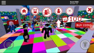 Roblox Dance Battle