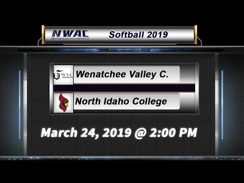Softball: Wenatchee Valley College vs North Idaho College (Game 2)