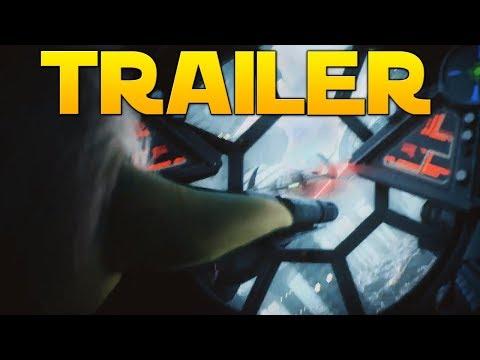 Starfighter Assault Official Reveal Trailer - Star Wars Battlefront II