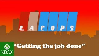 LA Cops Coming to Xbox One
