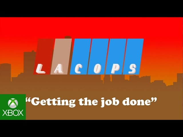 LA Cops Coming to Xbox One