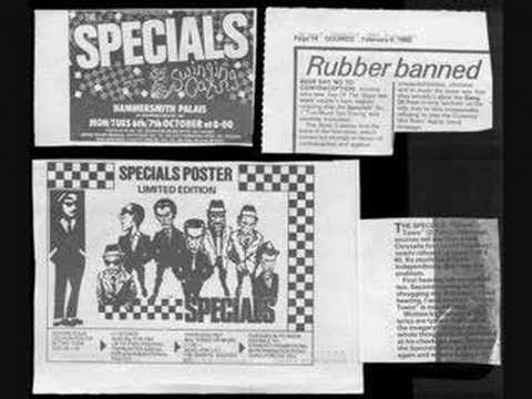 The Specials - You're Wondering Now