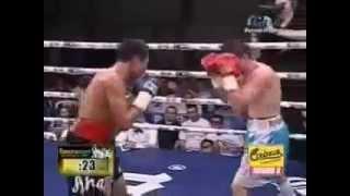 Donnie Nietes vs Mario Rodriguez