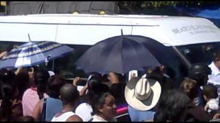 Visita de las reliquias del beato Juan Pablo II a Tala, Jalisco.