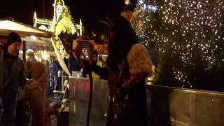Рождественская ярмарка в Праге! День Святого Николая в Праге 2019