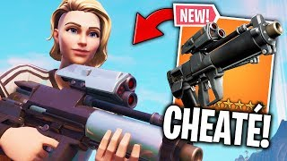 THE LANCE GRENADES OF PROXIMITÉ IS TROP CHEATEd! 🔥 THE BEST OF FORTNITE#169