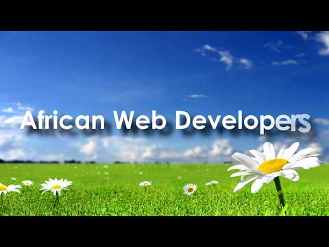 Design a website With African Web Designers