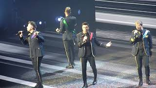 Westlife - Swear It Again - SSE Arena, Belfast - 22nd May 2019