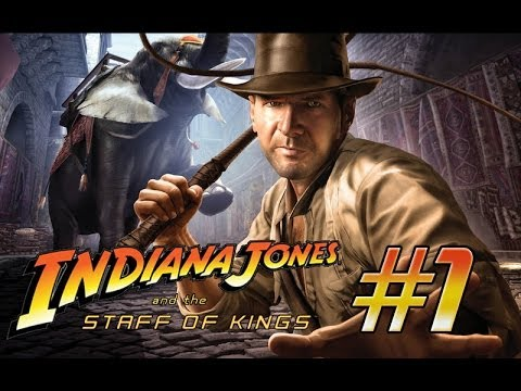Как пройти игру Lego Indiana Jones 2 The Adventure