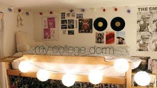 College Dorm Tour | UCLA De Neve Plaza Triple