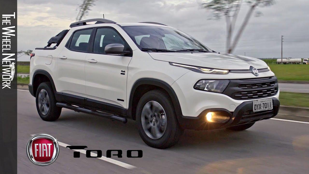 2020 Fiat Toro Release Date, Specs, Price, And Design >> 2020 Fiat Toro S Design Driving Interior Exterior