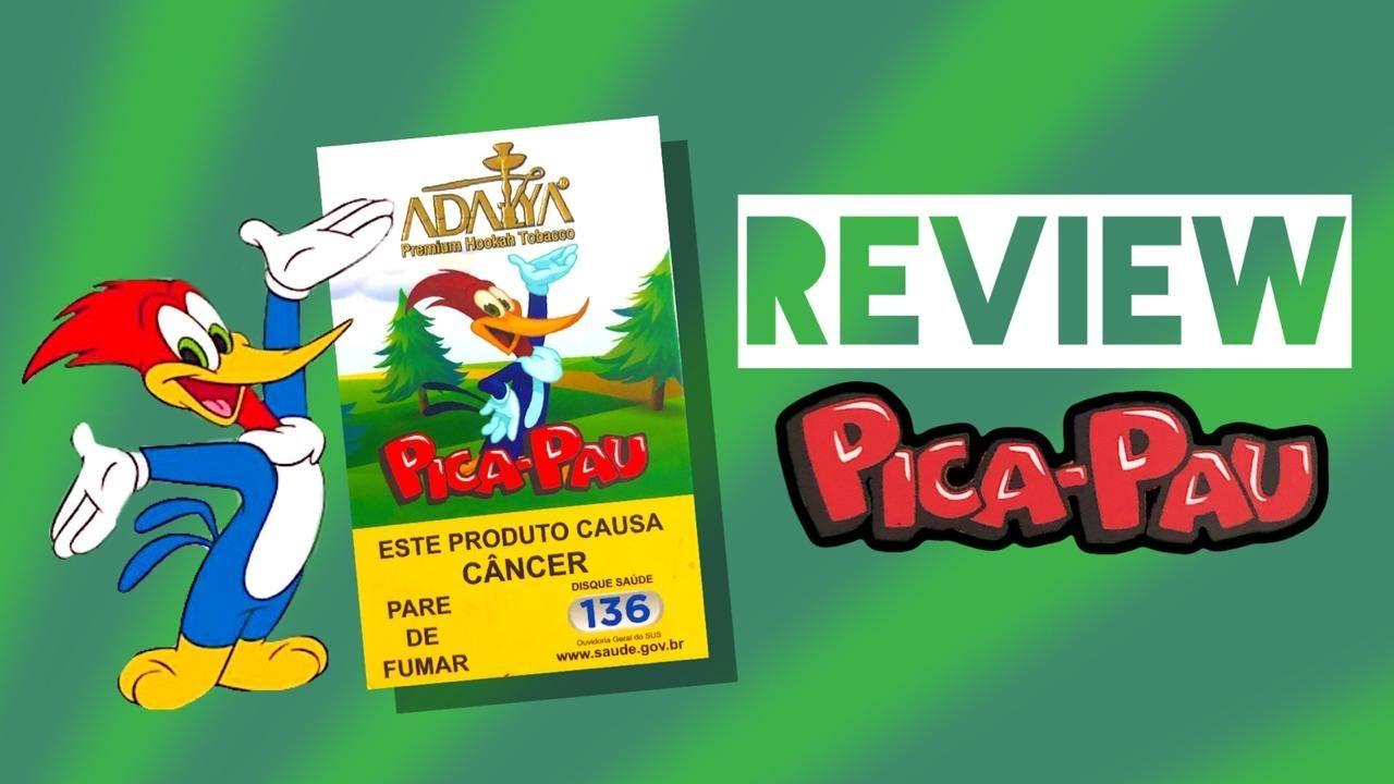 Review Adalya - Pica pau [+18]