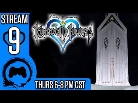KINGDOM HEARTS Part 9 - TFS Plays - TFS Gaming