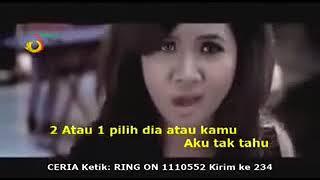 Gambar cover Gamma Satu Atau Dua Karaoke No Vocal Version   YouTube