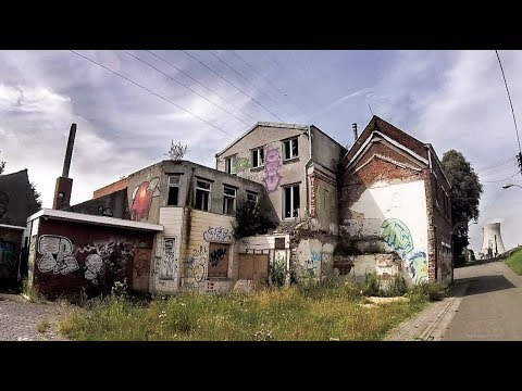Ghost Town (WHY EVERYONE LEFT?) Urban Exploration In Belgium