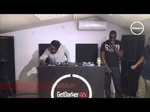 Bassboy With Shantie & Trilla - GetDarker TV 246 [Bass Clinique Takeover]