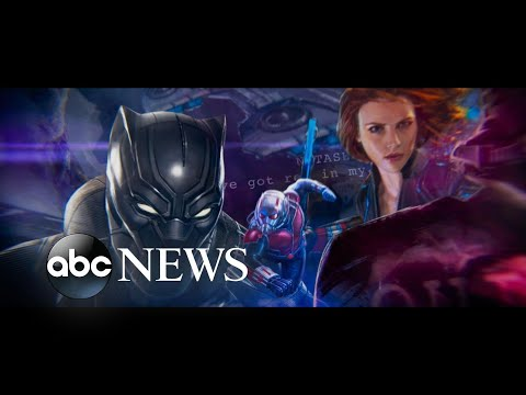Exclusive 1st look at the trailer for 'Avengers: Infinity War'