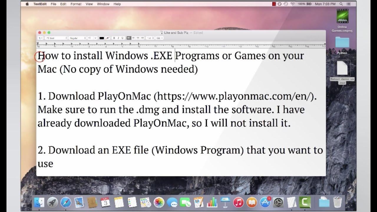 Run Windows on Mac - Parallels Desktop for Mac