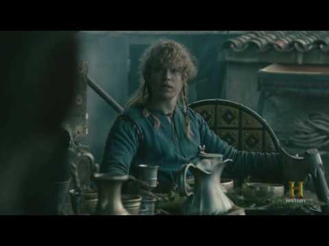 Vikings 4x20 Ivar The Boneless Kills His Brother Sigurd Snake In The Eye Ending Scene