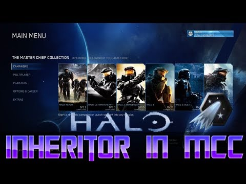 Quickest Way To Obtain Max Rank For Halo Reach On MCC (Check Description For Latest Vid On This!)