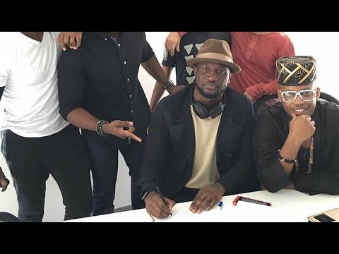 (P-Square) Peter Okoye signs independent deal with Empire Records.