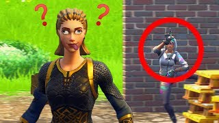 Schlechtester Sucher in Hide and Seek ! (IQ= Toastbrot) l Fortnite Hide and Seek !