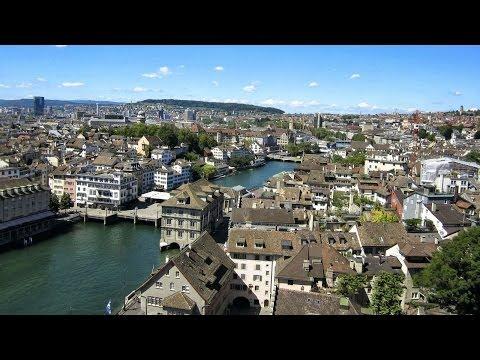 Zurich, Switzerland and Adventures in the Alps