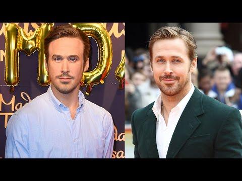 Ryan Gosling's New Wax Figure Is Giving Everyone Nightmares