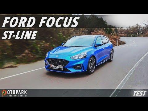 Yeni Ford Focus 1.5 TDCi ST-Line 8at | EN Detaylı TEST