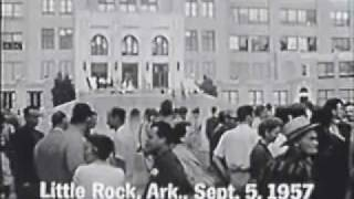 The Little Rock 9 - Arkansas 1957