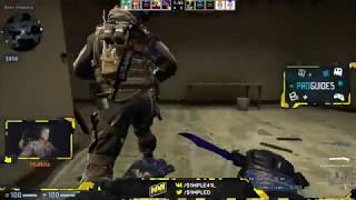 S1mple Plays FPL Faceit Mirage - CSGO Twitch Clips