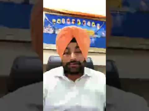 Mr. Sukhchain Singh Rahi - Best Student visa Consultant in Punjab, India