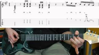 Gitarre lernen - Riffomat - Back in Black von AC/DC
