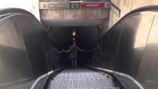 блондинка на лестнице 2. очень смешное видео. парень прикол. париж(блондинка на лестнице 2. очень смешное видео. парень прикол., 2013-10-02T18:54:05.000Z)