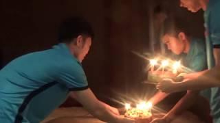 Món quà sinh nhật đặc biệt cho Đức Huy và Công Phượng sau kỳ tích thắng Iraq