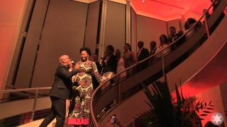 """One by One"" Performed by Lebo M and the cast of The Lion King Australia"